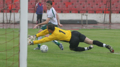 България (мл) - Англия (мл) 0:2