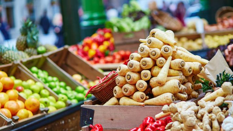 Зеленчуците, които мразят пластмасата