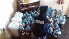 Задържаха 4600 л нелегален алкохол при 82 проверки на Митница Лом