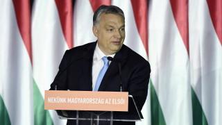 Имиграцията в центъра на предизборната кампания на Орбан