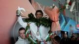 Едмонд Назарян:  Надявам се на още такива посрещания