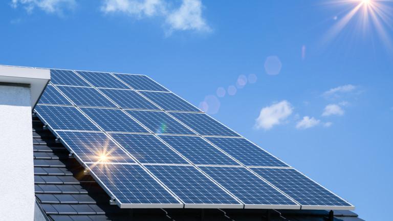 Тръмп въведе 30% мито за соларни панели и 50% за перални