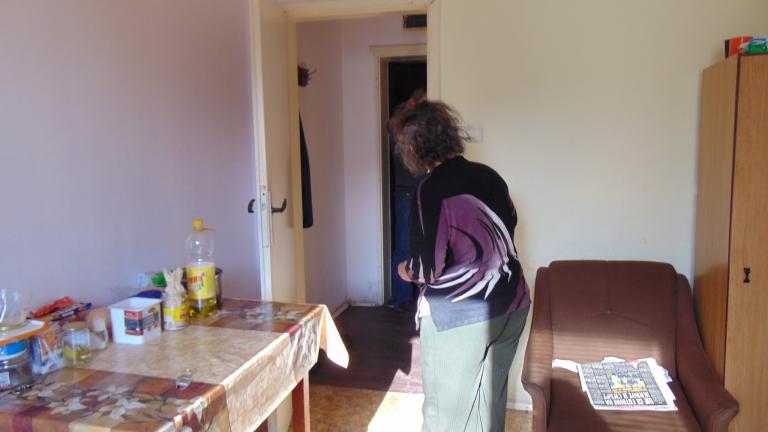 В Хасково осигуриха временен подслон за бездомните хора