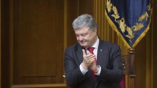 Порошенко: Разривът на Русия с Константинопол означава, че Украйна е на прав път