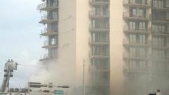 Девет са жертвите на срутването на сграда в Маями