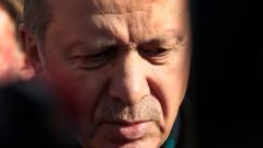 Ердоган е на визита в САЩ