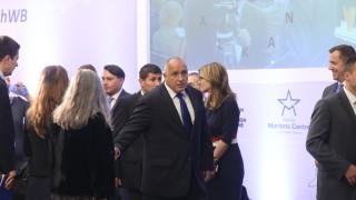 Борисов убеден, че Балканите ще са от най-добрите места за живеене