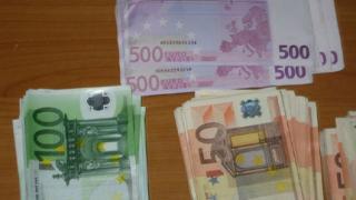 "Над 130 хил. валута задържаха на ""Лесово"""