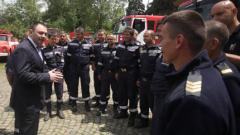Награждават нашенците, участвали в спасителната акция в Сърбия