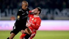 Лудогорец ще преговаря за португалски защитник
