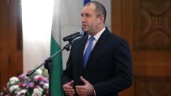 Румен Радев не иска ратификация на Истанбулската конвенция