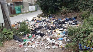 Жителите в Сандански негодуват срещу незаконно сметище в града