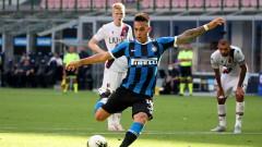 Интер предлага петгодишен договор на Лаутаро Мартинес