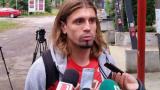 Бранеков вече тренира на пълни обороти