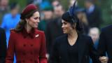 Принц Хари, Меган Маркъл, принц Уилям, Кейт Мидълтън и една Коледа в Сандрингам