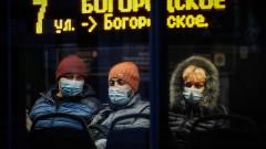В Русия за трети път тази седмица над 500 починали от COVID-19