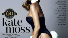 "Кейт Мос гола за ""Playboy"""
