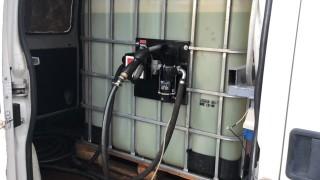 Иззеха над 15 тона нелегално гориво край Бяла Слатина