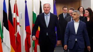 Брюксел попари надеждите на Лондон за търговска сделка като с Канада
