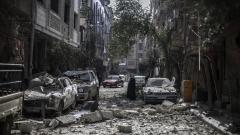 Бомбен атентат в Дамаск