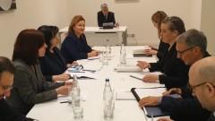 Южният газов коридор укрепва енергийната сигурност на България, увери Петкова