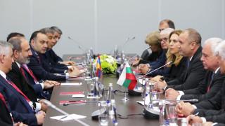 Армения ни моли за подкрепа за облекчаването на визовия режим с ЕС
