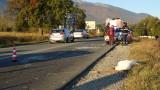 Жена почина след катастрофа край Белослав