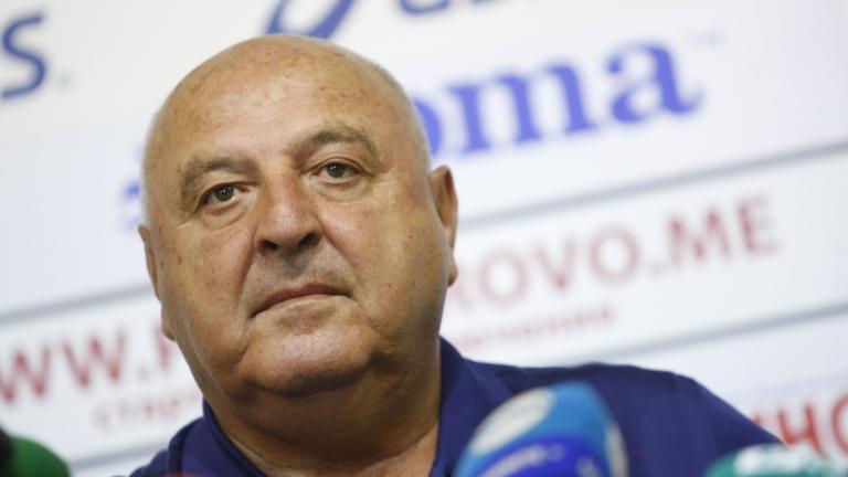 Венци Стефанов: Селекционерът на Англия остана очарован от един от играчите на Славия