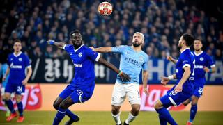 Манчестър Сити - Шалке 7:0 след много преразглеждания от ВАР