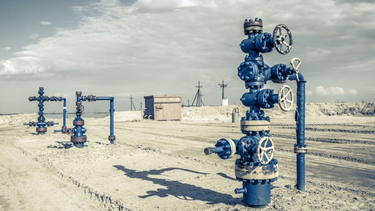 Газовото находище