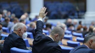 Мнозинството не даде Борисов да докладва на левите за водната криза