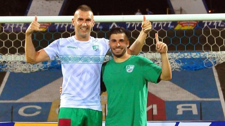 Томаш и Камбуров са най-скъпоплатените в Берое