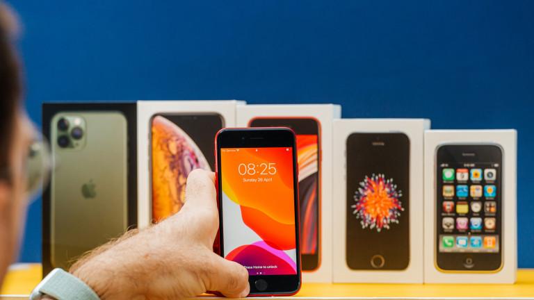 Ще видим ли iPhone 12 mini с 4G