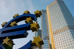 Прогнозите на ЕЦБ за икономическия ръст в еврозоната са повишени