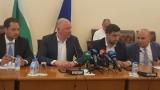 """Желязков иска среща в Брюксел за пакет """"Мобилност"""""""