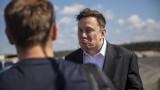 Акциите на Tesla продължават да падат: Нов срив от почти 10%