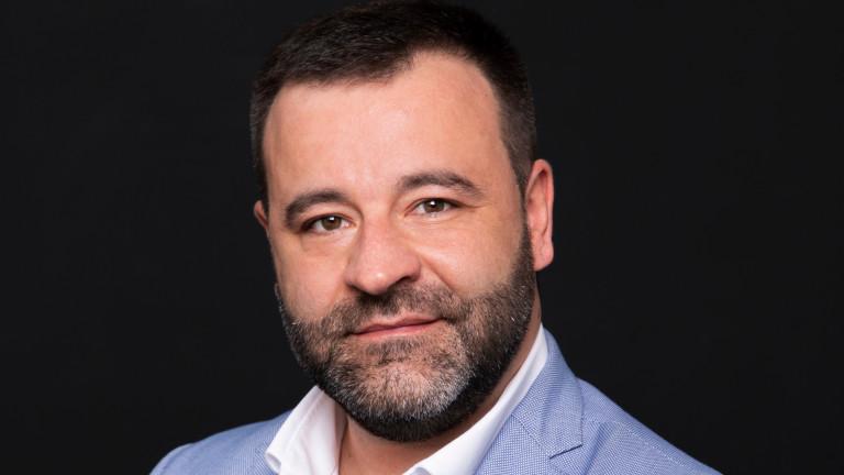 """инж. Венцислав Кръстев, директор """"Капитално строителство"""" във ФАНТАСТИКО"""