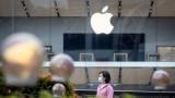 Apple открива отново половината от магазините си в Китай