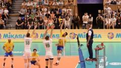 Какво показва статистиката за победата на България срещу Бразилия