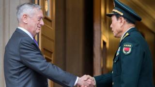 САЩ притиска Китай да спре милитаризацията на Южнокитайско море
