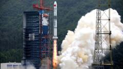 Новият космически кораб на Китай се завърна на Земята