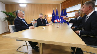 Вишеградската четворка обсъжда потенциални кандидати за топ позициите в ЕС