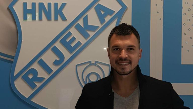 Валери Божинов вече е във Враца, за да подпише с Ботев!