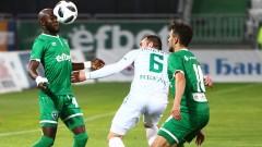 Лудогорец - Берое 1:0, гол на Лукоки!