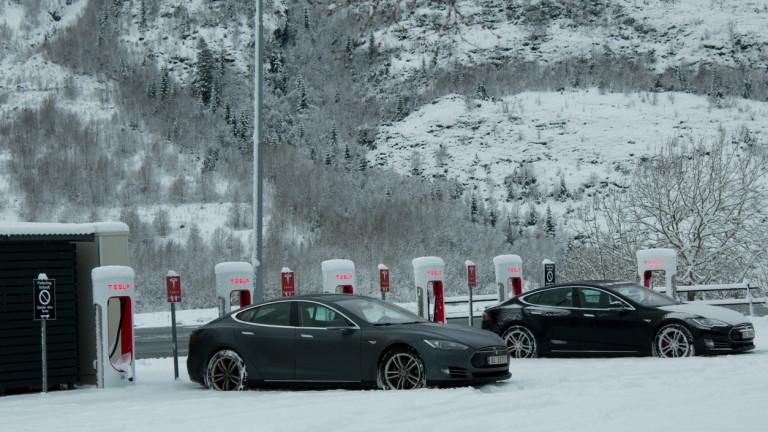 Американският производител на eлектрически автомобили Tesla публикува първия си доклад