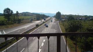 Увеличен е трафикът по основните пътища в страната