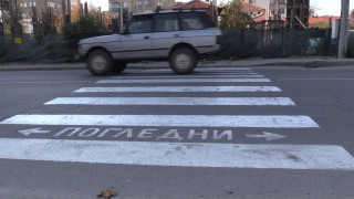 Двама в болница, бутнати на пешеходни пътеки в Пловдив