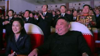 Съпругата на Ким Чен-ун с първа публична поява от година