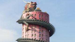 Най-нестандартният будистки храм