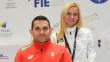 Йоана Илиева стана европейска шампионка на сабя за девойки!